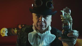 Mister Paura presenta The ELevator di Massimo Coglitore