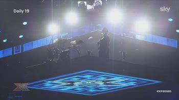 Daily19: Laccio e Shake lavorano al quarto Live Show