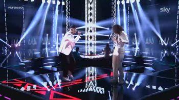 Blind canta BABY con Madame alla Semifinale di X Factor 2020