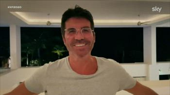 Simon Cowell ringrazia Alessandro Cattelan