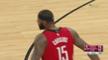Preseason NBA: Chicago-Houston 104-91