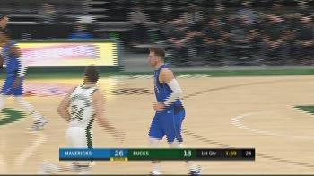 Preseason NBA: Milwaukee-Dallas 112-128