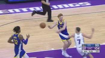 NBA, Nico Mannion: primi punti in carriera