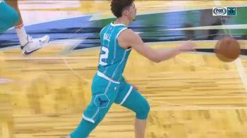 NBA, l'assist a tutto campo di LaMelo Ball