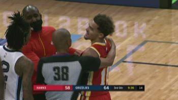 NBA Preseason: Memphis-Atlanta 116-117
