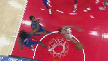 NBA, play of the day: Jerome Robinson