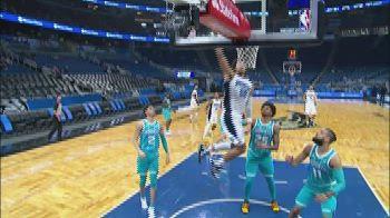 NBA, dunk of the night: Aaron Gordon