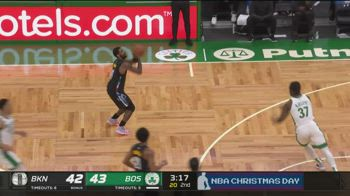 NBA Christmas Day, 37 punti per Kyrie Irving contro Boston