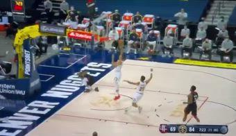 NBA, l'azione più brutta dell'anno?