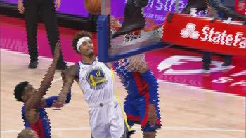 NBA, dunk of the night: Kelly Oubre