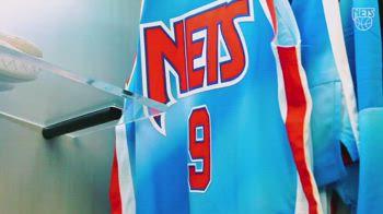 NBA, i Nets e le maglie di 30 anni fa