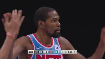 NBA, 34 punti di Durant vs. Denver