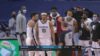 NBA Highlights: Minnesota-Memphis 107-118