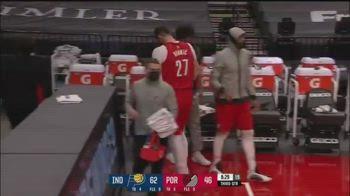 NBA, frattura del polso destro per Jusuf Nurkic