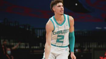 NBA, il grande inizio di stagione di LaMelo Ball
