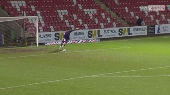 cheltenham newport portiere gol