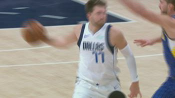 NBA, Assist of the night: Luka Doncic