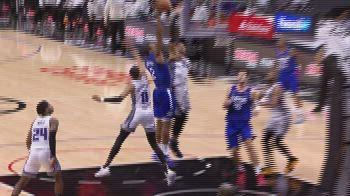 NBA, Dunk of the night: Kawhi Leonard