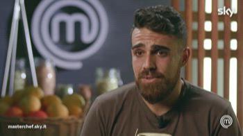 L'intervista a Marco dopo l'eliminazione