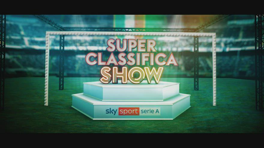 Serie A da Super Classifica Show: è la 19^ giornata