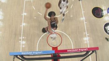 NBA, Dunk of the night: Jarrett Allen