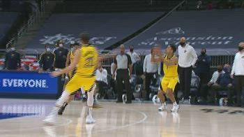 NBA, Play of the day: Malcolm Brogdon