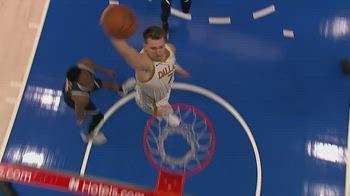 NBA, tripla doppia da 35 punti per Luka Doncic vs Denver