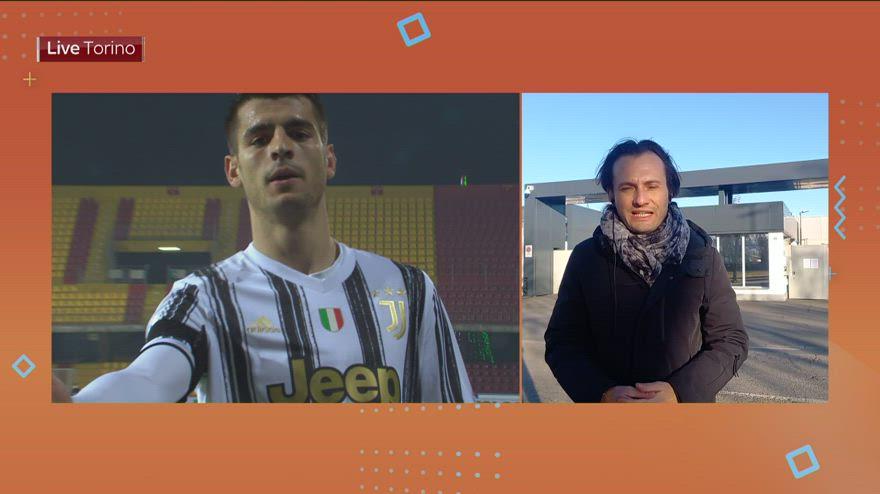 Juve-Spal di Coppa Italia, Morata titolare: le scelte