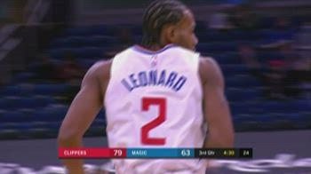 NBA Highlights: Orlando-L.A. Clippers 90-116