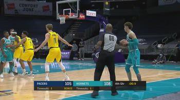 NBA, LaMelo Ball e il trucchetto per battere i Pacers