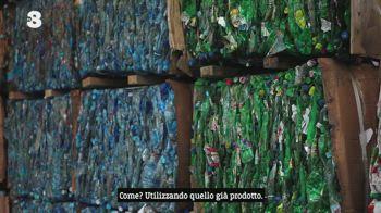 Piacere Maisano: bisogna riciclare la plastica