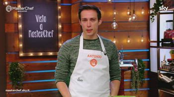 """""""Visto a MasterChef"""" con Antonio"""