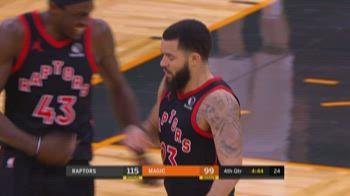 NBA Highlights: Orlando-Toronto 108-123