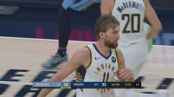 NBA, 32 punti di Sabonis vs. Memphis