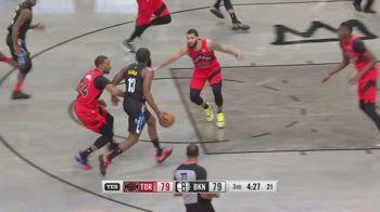NBA, 12 assist per Harden vs. Toronto
