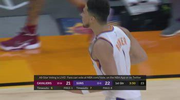 NBA, i 36 punti di Devin Booker contro Cleveland