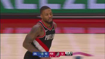 NBA, 36 punti di Lillard vs. Orlando