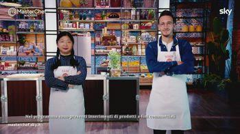 """""""Una cucina per due"""" Jia Bi e Monir"""