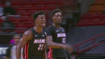 NBA, Jimmy Butler resuscita Miami