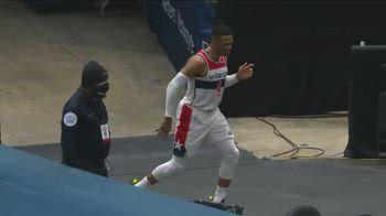 NBA, il balletto di Russell Westbrook