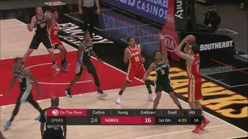 NBA, 2 punti per Gallinari vs. San Antonio