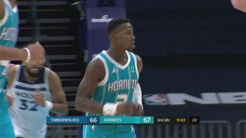 NBA, 41 punti di Rozier vs. Minnesota