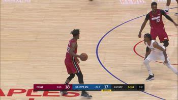 NBA: la tripla doppia di Jimmy Butler contro i Clippers