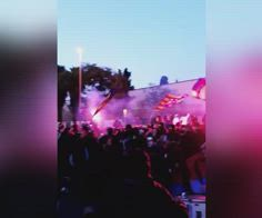 Tifosi del Barcellona