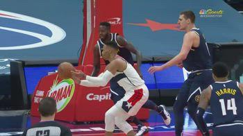 NBA, la tripla doppia di Russell Westbrook contro Denver