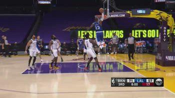 NBA, 32 punti per LeBron James contro Brooklyn