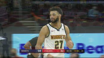 NBA, 50 punti per Jamal Murray contro Cleveland