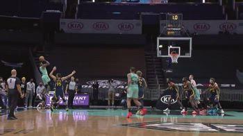 NBA: Rozier segna sulla sirena e condanna Golden State