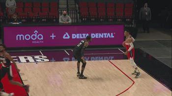 NBA, la tripla doppia di Russell Westbrook contro Portland