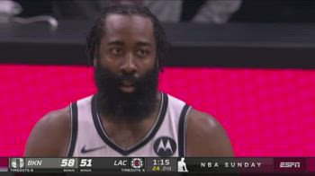 NBA, 37 punti di Harden vs. i Clippers
